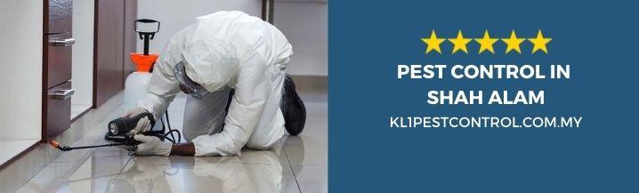 Pest Control Shah Alam